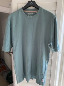 Only & Sons Mens Green T-Shirt Size XL