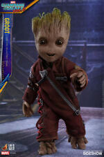 Guardians of The Galaxy Vol 2 Life Size Groot Hot Toys Figure Lm5004 *