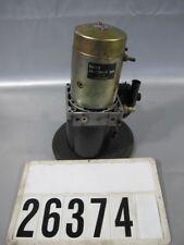 Hydroirma Hydraulikaggregat Hydraulikpumpe mit Iskra Elektromotor 24V #26374