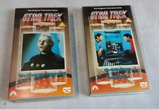 STAR TREK - THE ORIGINAL TV SERIES  EPISODES 14, 15 & 16VHS / VIDEO