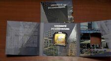 2,50 euros Luxembourg 2019 Université du Luxembourg or nordique et argent #CKDB