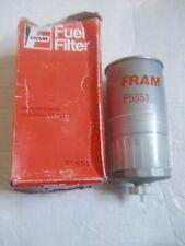 NEW FRAM P5651 DIESEL FUEL FILTER AUDI 80 100 A4 A6 VOLVO 1.9 2.5 TDi