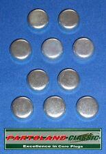 "B338/10 Core Plugs 1.5/8"" Zinc Passive Plated pack of 10"
