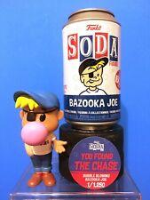 Funko Soda Bazooka Joe Chase Blowing Bubble LE 1250 Pcs.