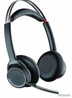 Casque Bluetooth poly voyager Focus B825-M - Neuf - Parfait Teletravail -