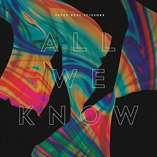 Paper Beat Scissors - All We Know [CD]