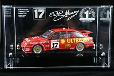 DICK JOHNSON BIANTE MODEL 1:18 PERSPEX ACRYLIC DISPLAY CASE (CAR NOT INCLUDED)