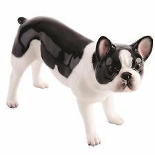 John Beswick JBPP1BLK Pampered Pooches French Bulldog Pied Dog Figurine