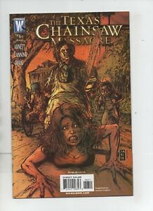 Texas Chainsaw Massacre #6 - DC/Wildstorm - (Grade 9.2) 2007