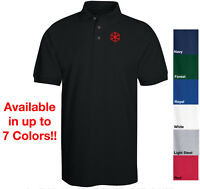 Star Wars Sith Empire Logo #2 Embroidered Polo Shirt in 7 Colors S to 6XL Vader