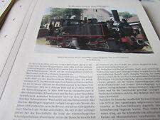 Deutsches Eisenbahn Archiv  12 Loks Wagen 3129 Württemberg Tssd 99 633