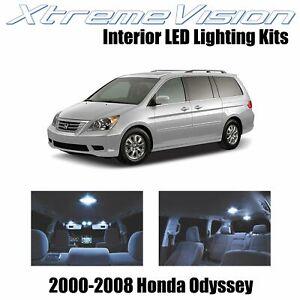 XtremeVision Interior LED for Honda Odyssey2000-2008 (12 PCS) Cool White