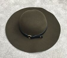 Abercrombie And Fitch Felt Fedora Hat