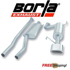 BORLA Touring Cat-Back Performance Exhaust Kit For 06-14 Honda Ridgeline 3.5L V6