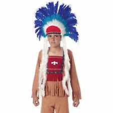 Child's Full Indian Headdress