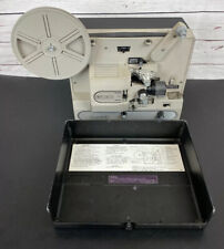 Bell & Howell 1733B Filmsonic 8mm Super 8 Film Projector COMPLETE RARE Works