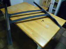 2008 2012 FORD ESCAPE MERCURY MARINER ROOF LUGGAGE RACK RAIL COMPLETE SET
