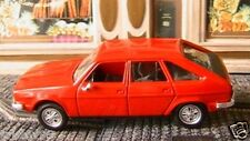RENAULT 30 NOREV ROUGE 1/43 SOUS BLISTER RED ROT ROSSO HACHETTE