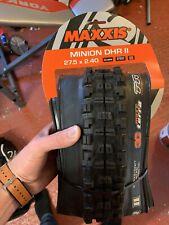 Maxxis Minion DHR 27.5 2.4 DD