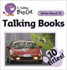 Collins Big Cat Talking Books - Talking Books: Band 10/ White, Authors, Various,