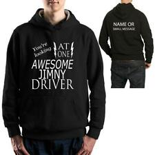 Jimny Awesome Driver Hoodie  Funny Birthday Gift Mens