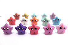 Kinderohrclips Ohrklemmen Sterne Sternchen Star clip on earring clips klipse