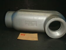 "Killark Olb-7 Aluminum Conduit Body Hub Size 2 1/2"" New In Box"