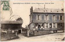 GANCOURT SAINT ETIENNE (76) - Cabine Téléphonique-Débit de Tabac-Café du Progrès
