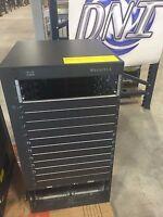 Cisco WS-C6513-E 6500 Switch Chassis 6500-E WS-C6513-E-FAN Catalyst CTC