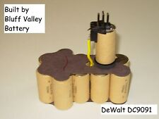 DeWalt DC9091/DW9091 TYPE 2 14.4 Volt, 3400 mAh NiMh Battery Rebuild Kit, New