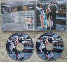 ELVIS PRESLEY - MEGA RARE Wild In The Country - 2 VCD SET - Hong Kong 2001
