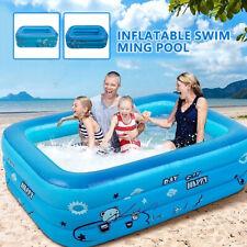 Swimming Pool Kinder Pool Planschbecken Schwimmbecken Schwimmbad Aufblasbarer DE
