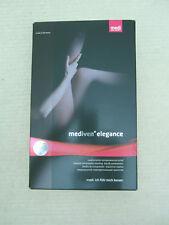 Mediven elegance  Med. Kompressionsstrümpfe AG/Thigh Schenkel Gr VII CCL 2 NEU