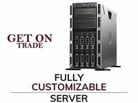 "Dell T430 8 x 3.5"" Server 2x E5-2640 v3 16 Cores Total - 32GB DDR4 RAM"