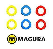 Magura MT Caliper Cover Kit, Coloured Piston Rings - MT4, MT6, MT8 & MT Trail