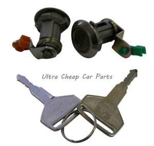 Door Locks Holden Jackaroo UBS 07/1988 to 04/1994 New Pair With Keys