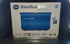 VTech InnoTab Max Kids Tablet, Blue 3417761668009 Ages 3-9 Years 650+ Apps