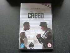 CREED DVD - SYLVESTER STALLONE.   - FAST/FREE POSTING.