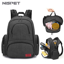 Baby Diaper Nappy Mummy Changing Bag Backpack Set Travel Multifunctional Bag