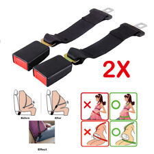 "14"" Universal Car Auto Seat Seatbelt Safety Belt Extender Extension 7/8"" Buckle"