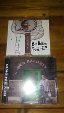Ben Baldwin CD Lot : For the Dreams Friend EP