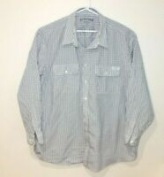 RM Williams Stockyard Dress Shirt Men's Size 3XB
