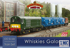 30-047 Bachmann OO Gauge Whiskies Galore Sound Fitted Train Set