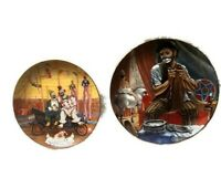 Ringling Bros.and Barnum & Bailey Circus 1981 1st Edition Collector Plates