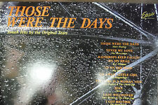 Those Were the Days Smash Hits By Original Stars 33RPM 020216 TLJ