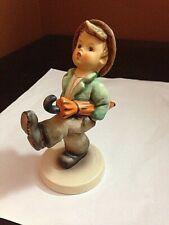 Hummel Goebel Happy Traveler Porcelain Figurine 109/0 Made In Germany