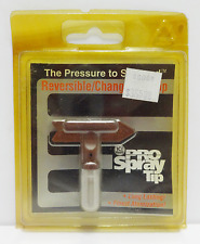 Ici Pro Spray Airless Reversible Changeable Air Paint Gun Tip Brown # 623