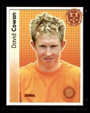 Panini SPL 2004 - David Cowan Motherwell No. 318