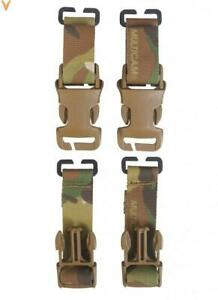 Velocity Systems SwiftClip Kit Attachment System for Chest Rigs & Plate Carriers