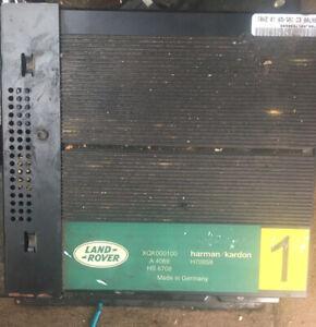 LAND ROVER DISCOVERY 2  TD5 V8 HARMON KARDON STEREO AMPLIFIER XQK000100 Used